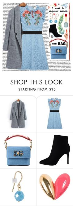 """""""Empowered!"""" by hennie-henne ❤ liked on Polyvore featuring Gucci, Dolce&Gabbana, BonBon Boutique, Louis Vuitton and Vintage Collection"""