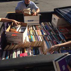#truckloadofbooks