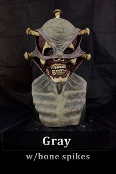 Scary Halloween Costumes, Halloween Fun, Zombie Face Makeup, Professional Halloween Masks, Cool Masks, Awesome Masks, Immortal Masks, Simpsons Drawings, Prosthetic Makeup