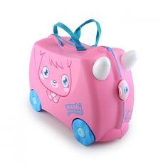 Trunki Ride on Suitcase Moshi Poppet | Babys-Mart