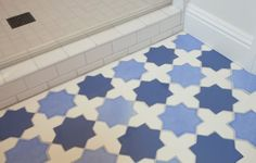 Wonder what Sue would do if you gave her a doll….????   Design & Inspiration Tile Gallery | Fireclay Tile