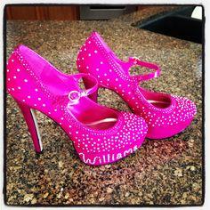Wedding shoes ;) DIY