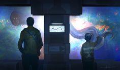 'Cosmic Museum' by Eren Arik