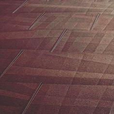 Copertura in alluminio Prefa fx 12 rosso/marrone ...  @prefaeurope