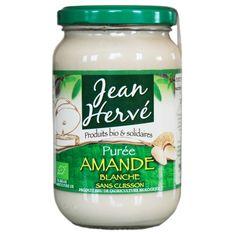 PUREE D'AMANDE BLANCHE BIO SANS CUISSON - JEAN HERVE SCS