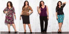 Plus Sized Work Attire Options - Wardrobe Oxygen Plus Size Business Attire, Business Casual Dresses, Casual Outfits, Business Formal, Work Outfits, Casual Attire, Casual Clothes, Work Clothes, Casual Wear