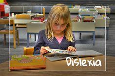 Dislexia: Actividades para niños con #dislexia
