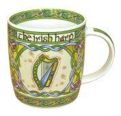Irish weave bone china