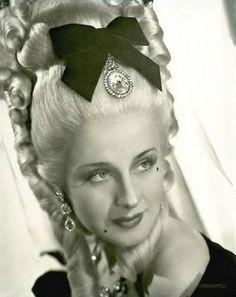Norma Shearer as Marie Antoinette (1938)