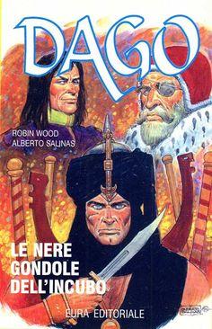 Fumetti EDITORIALE AUREA, Collana DAGO ANNEE 02