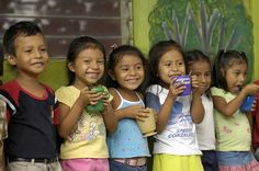 Children in El Salvador - precious in His sight! #reachglobal #timberlinemissions