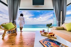 Koh Samui Holiday Villa #kohsamui #samui #thailand #asianluxuryvillas _____________________ This villa one of Thailands most unique boutique holiday villas translates into 950 sqm of internal and external living space with arguably the most breathtaking panoramic ocean view Samui has to offer complemented by 2 spacious infinity pools _____________________ click link in bio for more info _____________________ - - - - - #thailandinsider #luxuryvilla #luxuryworldtraveler #thegoldlist…