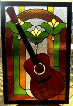Guitar by Carol Boyette