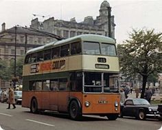 Images of Buses in Glasgow - Bing images Glasgow Architecture, Teenage Bucket Lists, Rio Carnival, Busse, Okinawa Japan, Chicago Restaurants, Scotland Travel, Newcastle, Old Photos