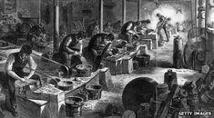Victorian industry
