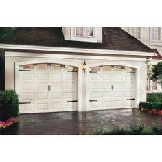 Details about faux windaux decorative garage door windows Mobile home garage kits