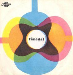 táncdal #LP #cover