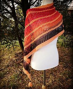 In Australian Aboriginal language, Amaroo means beautiful place. This shawl is designed for you to create your beautiful place, and then take it with you, snuggled up and warm. Amaroo is a top down crescent shaped shawl that utilises that one skein of 8ply yarn you adore. The samples here have used a gradient skein; you can use anything that you covet. Team it up with a contrast and get knitting. Get creating. Get your beautiful place and take it with you.