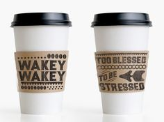 branding & packaging by ilovedust for West Sussex based cafe, Amelie and Friends