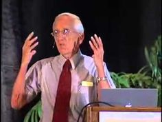 Dr. T. Colin Campbell lecture on the China study and why animal protein causes cancer. #vegan