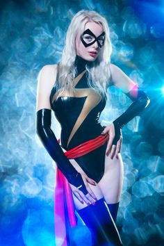 Stunning Miss Marvel Coplay 1