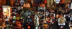 Find the best collection of Bethany Lowe Halloween figures, garlands, pillows, ornaments, lights & hanging decorations at Traditions Year-Round Holiday Store! Halloween Tags, Halloween Pictures, Scary Halloween, Halloween Stuff, Paper Halloween, Outdoor Halloween, Halloween Crafts, Holiday Store, Vintage Halloween Decorations