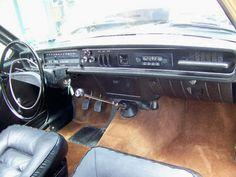 1971 Volvo 142E For Sale Dash
