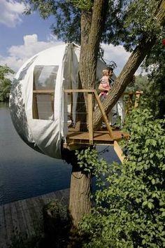 Bubble tree : construisez votre cabane dans les arbres - photo 5 - Bioaddict