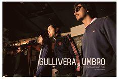 Gullivera x UMBRO em Queens Head Pub by Pedro Ladeira, via Behance