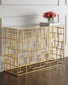 Looking to get stunned by some luxurious console tables for bathroom decoration? Know more about it ar http://www.maisonvalentina.net/