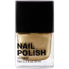 H Nail varnish ($4.82) ❤ liked on Polyvore
