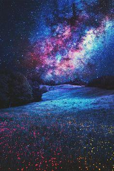 Magnifique voie lactée