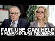 How Fair Use Can Help A Filmmaker Save Thousands Of Dollars by Michael C. Donaldson & Lisa A. Callif - YouTube