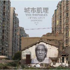 The old book: The Wrinkles of the City: Shanghai