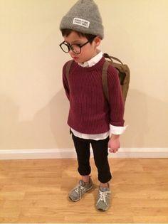 니네보다 옷 훨씬 잘입는 유치원생 Baby Boy Fashion, Kids Fashion, Winter Fashion, Shoes Without Socks, Kids Wear, Kids Boys, Boy Outfits, Preppy, How To Wear