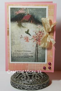 Crafting Vicky: Christmas winter scenes
