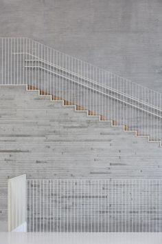 SAUNALAHTI COMPREHENSIVE SCHOOL by Verstas Architects   Andreas Meichsner