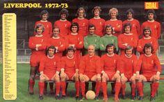 Liverpool FC 1972/73