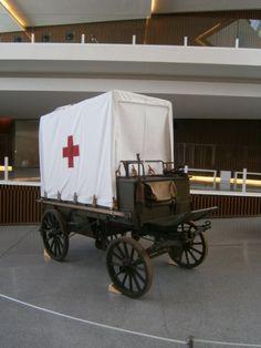 Vintage Trucks, Old Trucks, Ems Ambulance, Emergency Care, Fire Equipment, Vintage Medical, Horse Drawn, Emergency Vehicles, Military Equipment