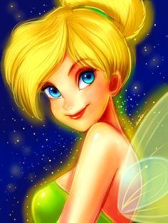 Miss Tinker Bell. Tinkerbell And Friends, Tinkerbell Disney, Peter Pan And Tinkerbell, Tinkerbell Fairies, Peter Pan Disney, Arte Disney, Disney Fairies, Disney Fan Art, Disney Magic
