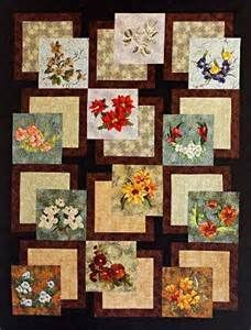 This quilt is made from the BQ quilt pattern from Maple Island Quilts. Great for showing of those special fabrics. Big Block Quilts, Quilt Block Patterns, Quilt Blocks, Sampler Quilts, Scrappy Quilts, Bed Quilts, Patch Quilt, Applique Quilts, Quilting Projects