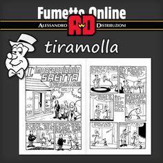 SONO DISPONIBILI LE ULTIME COPIE DELLA CASA EDITRICE, NON VERRANO RISTAMPATE !  LINK ALL'ACQUISTO: http://www.fumetto-online.it/…/annexia-tiramolla-60-c691490…