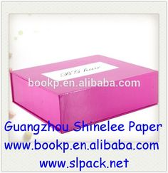custom beauty plain keepsake gift box or gift paper box with magnet closure
