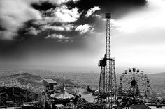 TIBIDABO/ Barcelona: Photo by Photographer Kolesza Edit - photo.net