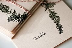 twinkle - I was given one of these cards last year and it's still one of my all time faves!