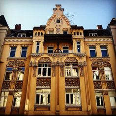 Altbauten im wunderschönen Stadtteil List - Arxhitektur in Hannover