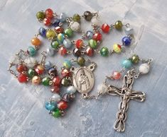 Holy Rosary, Rosary Catholic, Rosary Beads, Rosaries, Blessed, Bracelets, Jewelry, Religious Pictures, Dios