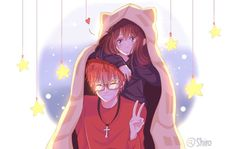 Mc, 707, and luciel 이미지