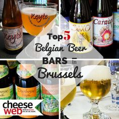 Top 5 Belgian Beer Bars in Brussels, Belgium | Expat Life in Belgium, Travel and Photography | CheeseWeb
