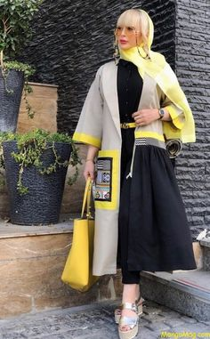 street_style # women_fashion # stylish # smartly_dressed Source by richardrobertsonthnbg fashion hijab Abaya Fashion, Muslim Fashion, Modest Fashion, Fashion Dresses, Hijab Styles, Iranian Women Fashion, Womens Fashion, Mode Kimono, Mode Abaya